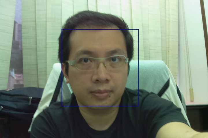 Face Detection with OpenCV (Raspberry Pi and Picamera
